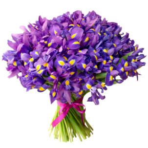 "Букет ""Фиолетова лагуна"""